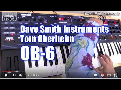 Dave Smith Instruments  OB-6  Demo & Review [English Captions]