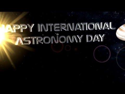 Happy Astronomy Day