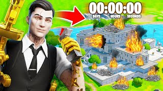 The LAST AGENCY *ONLY* Challenge in Fortnite