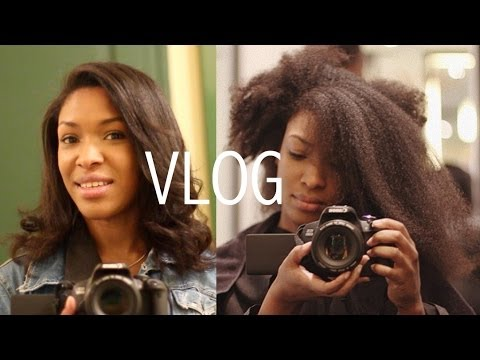 LissageBrushing cheveux crpus  Flat iron natural hair  YouTube