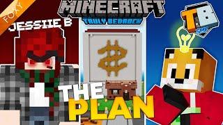 THE PLAN | Truly Bedrock Season 2 [59] | Minecraft Bedrock Edition