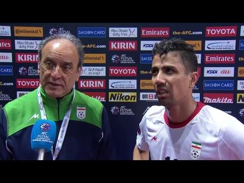 Iran vs Iraq (AFC Futsal Championship 2018: Group Stage)