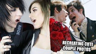 RECREATING CUTE COUPLE PHOTOS w/ Girlfriend