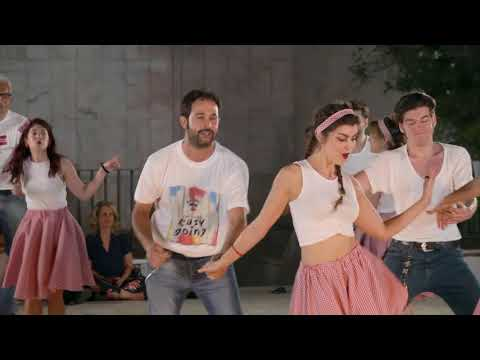 'Techno Party' - Boogie Woogie performance-  annual show 2018