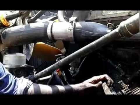 2006 Freightliner Columbia >> Adesumi, Freightliner Engine Compressor Replacement - YouTube