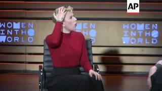 Scarlett Johansson says she