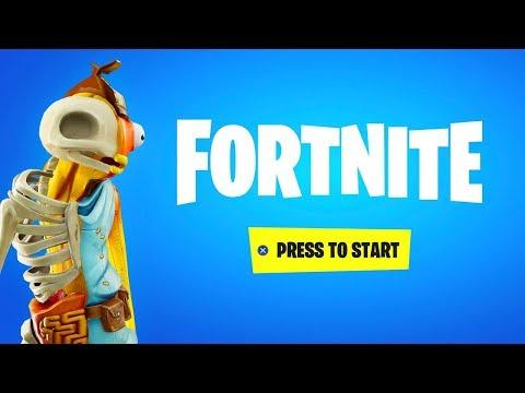 New Fortnite Update 11.40