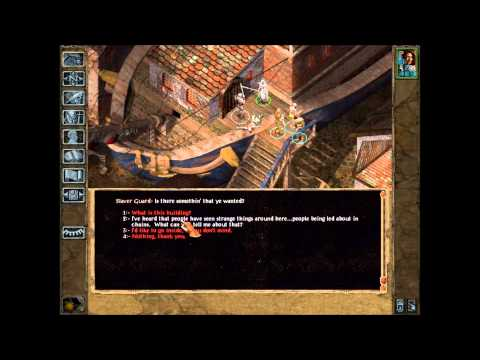 Let's Solo No-Reload Shadows of Amn - 11 - the Slaver Stockade