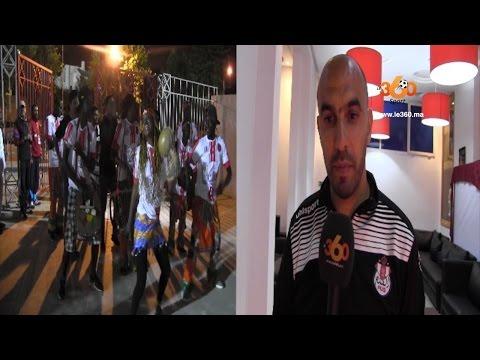 Le360.ma • FUS vs Kampala: Ambiance et déclarations
