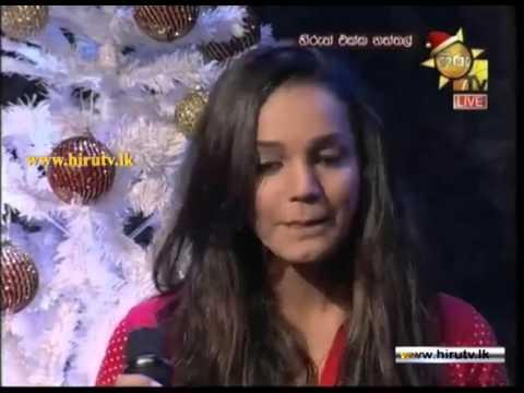 Kavindya Adhikari (Daughter of Athula & Samitha) - Sina Pipena Me Wasanthaya