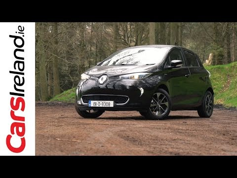 Renault Zoe Review | CarsIreland.ie