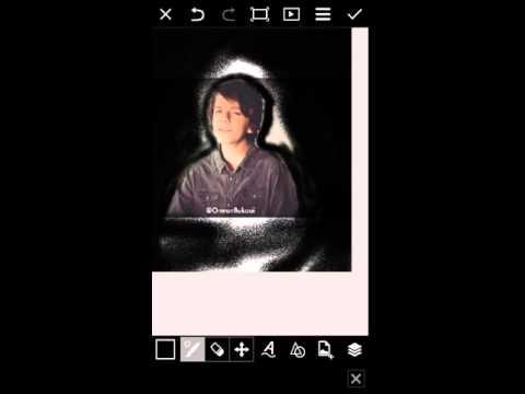 كيف اجعل خلفيه الصوره سوداء باستخدام ال Picsart Youtube