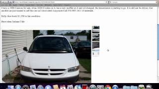 Craigslist South Bend Indiana Used Cars and Trucks - For Sale by Owner 2012 Options