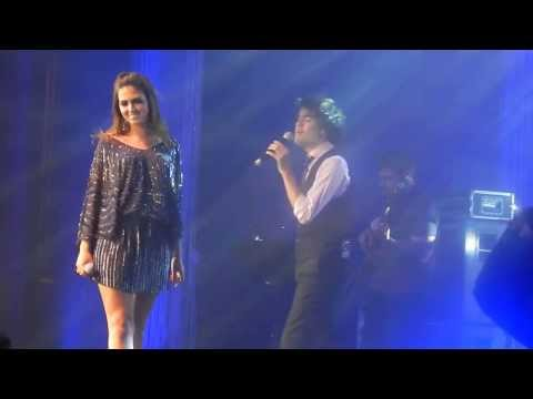 Sam Alves e Marcela Bueno - A Thousand Years - The Voice Tour (25/01/2014) Vídeos De Viagens