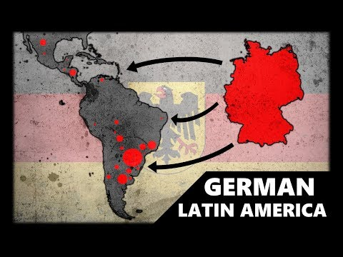 The Germans of Latin America (Deutsch Latein Amerika)