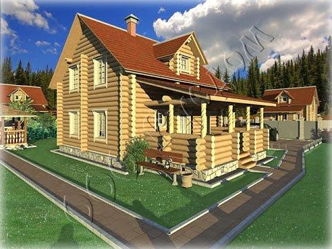 дом с верандой с фото