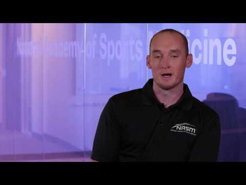 Matt shares why he became an NASM-CPT