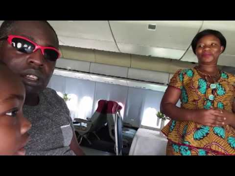 Lunch on DC10, the Zilo Groove Private Jet & Mobile Restaurant