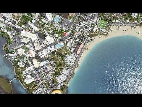 Rhinestone Island Road Map