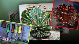 Christmas Decorations - Winter Decorating Ideas.Christmas Ornament Display Ideas
