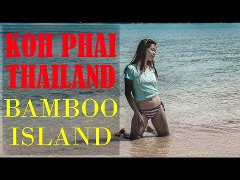 Koh Phai Island, Thailand-Best Vacation Island-Bamboo Island-2019
