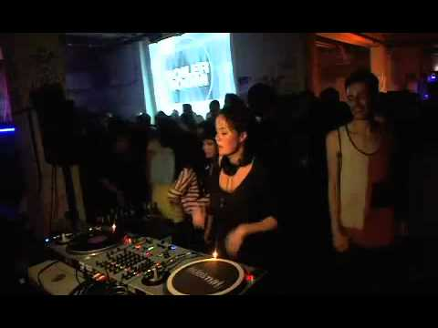 Steffi Boiler Room Berlin DJ set
