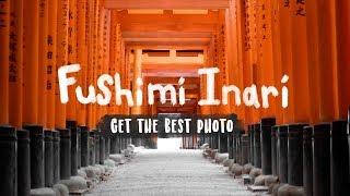 The Best Picture at Fushimi Inari [Kyoto Japan] - Vlog 154