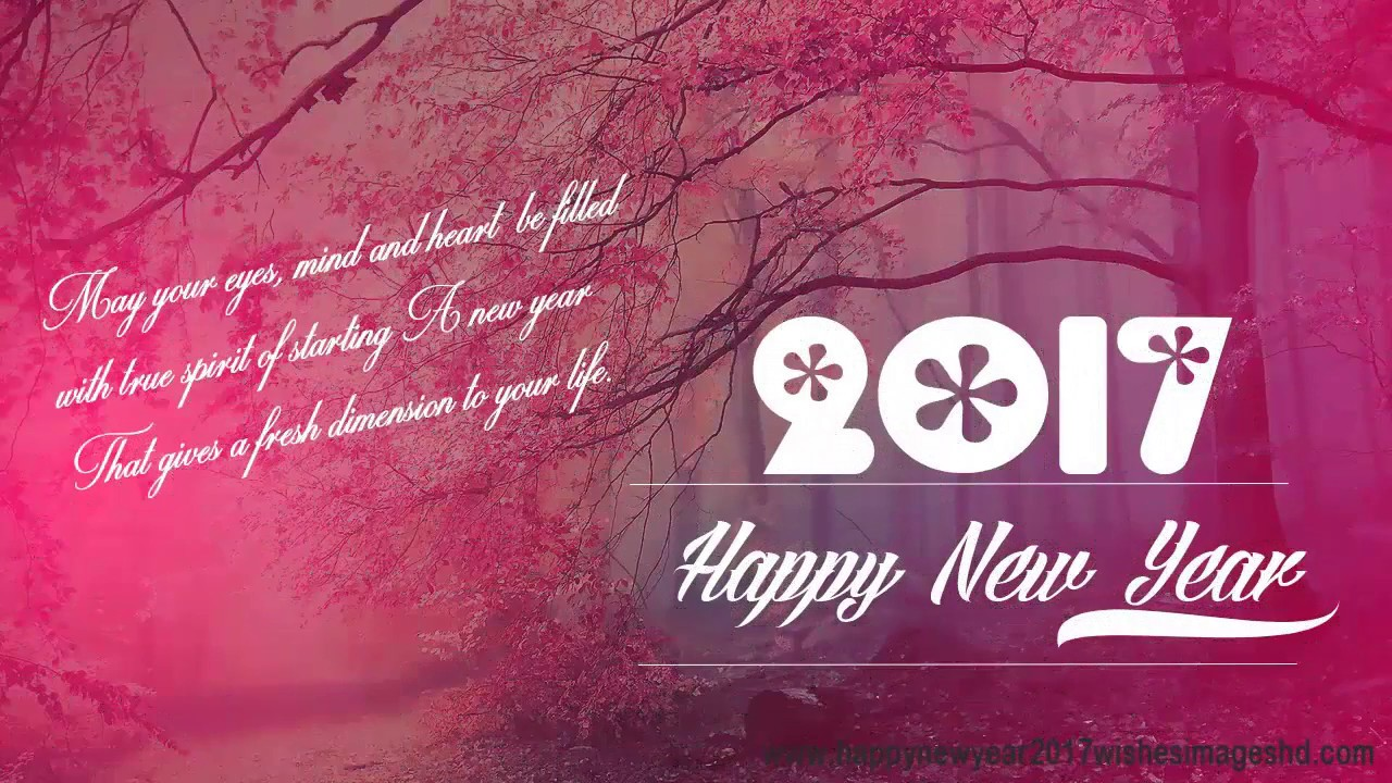 happy new year wishes images hd