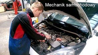 SOSW 1 Lublin | Prezentacja zawodów - mechanik samochodowy