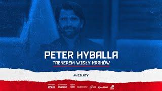 Peter Hyballa nowym trenerem Wisły - konferencja prasowa