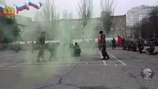 АНО ВПЦ ПАРТИЗАН 23 февраля 2019 выступление в г Ставрополь