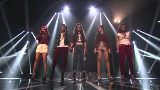 Fifth Harmony: X Factor Journey