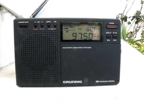 Bahamas FM Station 97.5