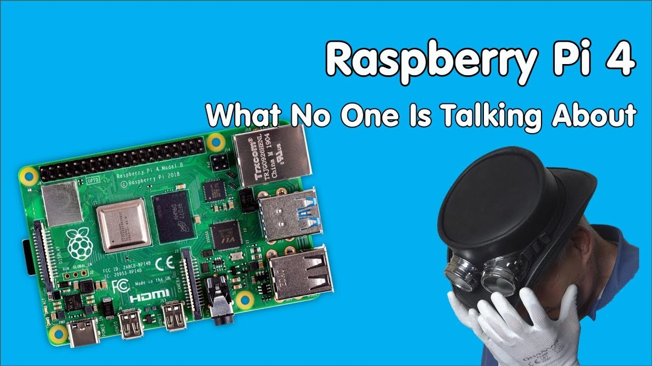 Raspberry Pi 4: Test and Weaknesses