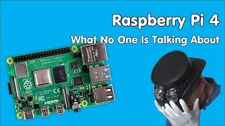 #275 Raspberry Pi 4: Test and Weaknesses