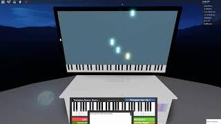 JoJo's Bizarre Adventure Roblox Piano Cover