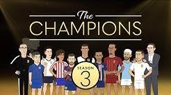 The Champions: Season 3, All Episodes