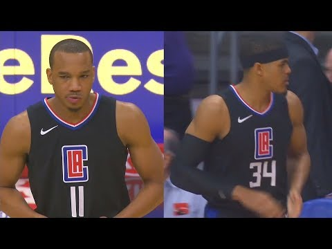 Avery Bradley and Tobias Harris Make Clippers Debut & Harris Drops 24 Points! Clippers vs Bulls