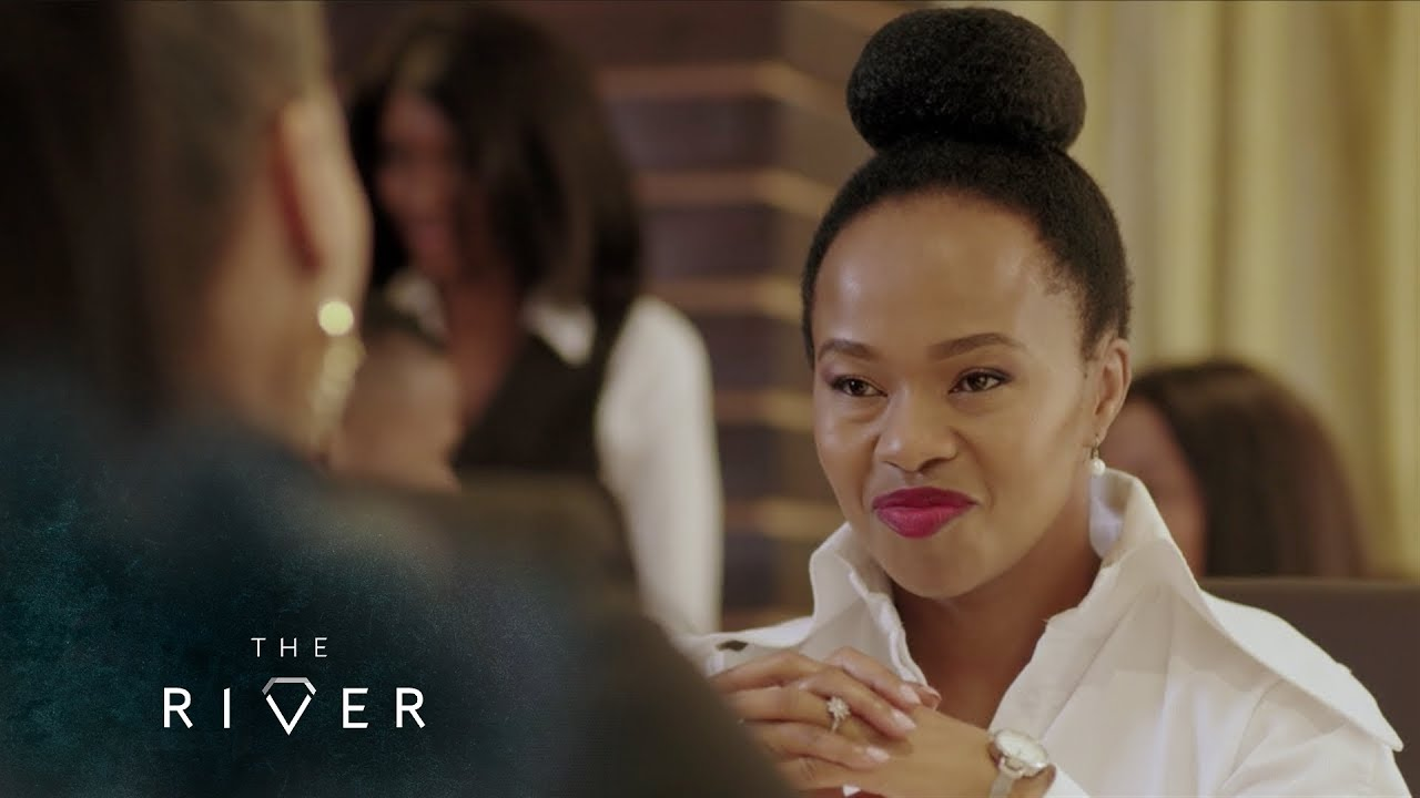 Lindiwe & Harriet are after Goliath – The River   1Magic