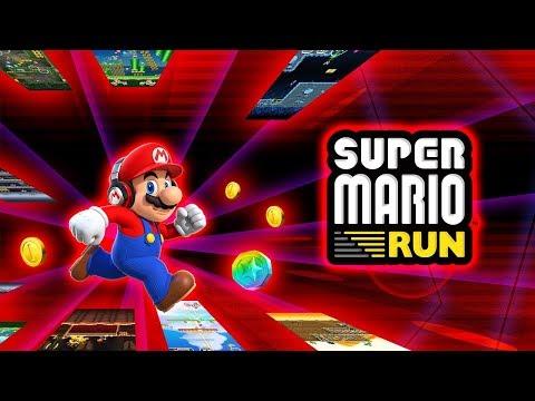 SUPER Mario Run se actualiza a la versión 3.0 con nuevos modos de juego y un menor precio