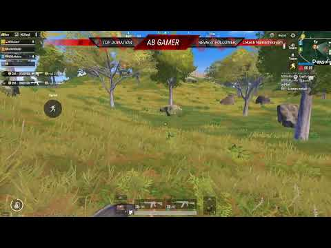🔴pubg-mobile-streamers-customs-match-2
