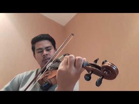 Rapuh - Opick (violin Cover)