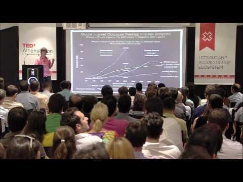 Mangrove Capital Partners: Michael Jackson at TEDxAthensSalon
