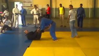 Juijitsu vs Judo at GRNW