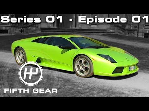 Fifth Gear: Series 1 - Episode 1