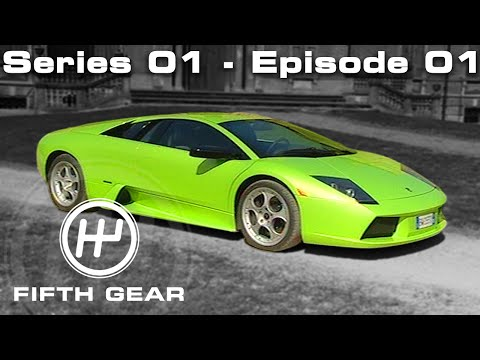 Fifth Gear: Series 1 - Episode 1