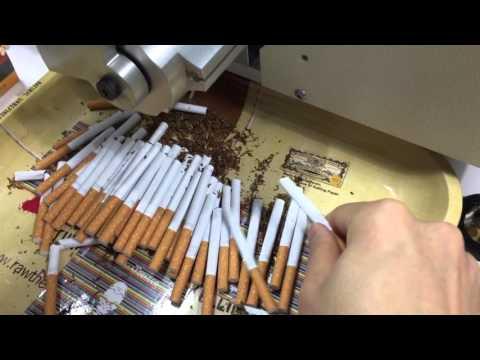 Full Auto Cigarette Filling Machine By KOREAST(MYO/RYO)
