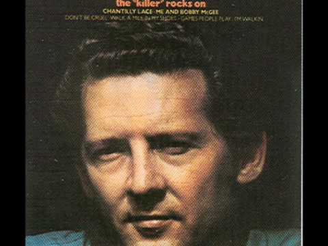 Jerry Lee Lewis - Chantilly Lace (1972)