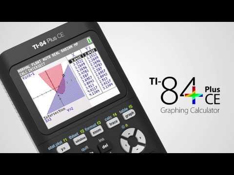 TI-84 Plus CE | Doovi