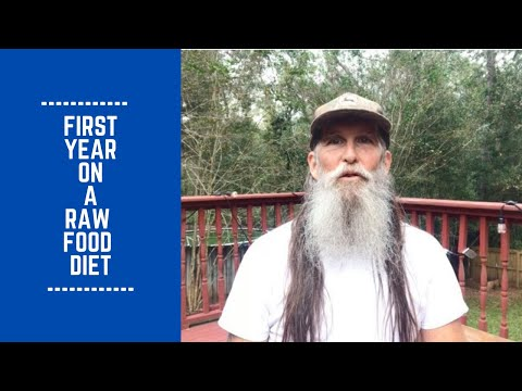 First Year on a Raw Food Diet: What Do You Do?